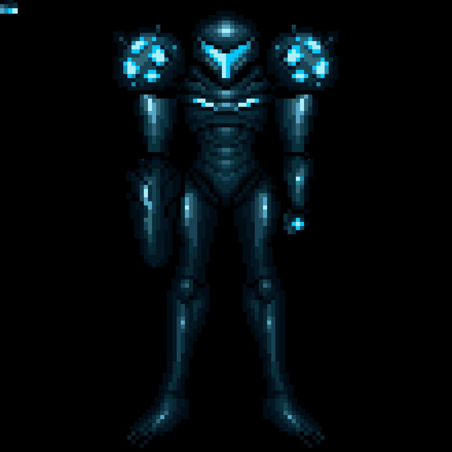 Dark Samus by DoomerCZ
