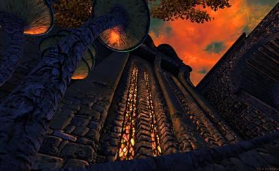 Citadel by MRBee30