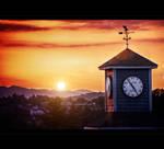 Clock ToweR by MRBee30