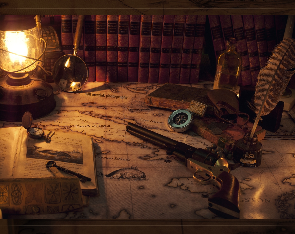 Captains Quarters By Mrbee30 On Deviantart