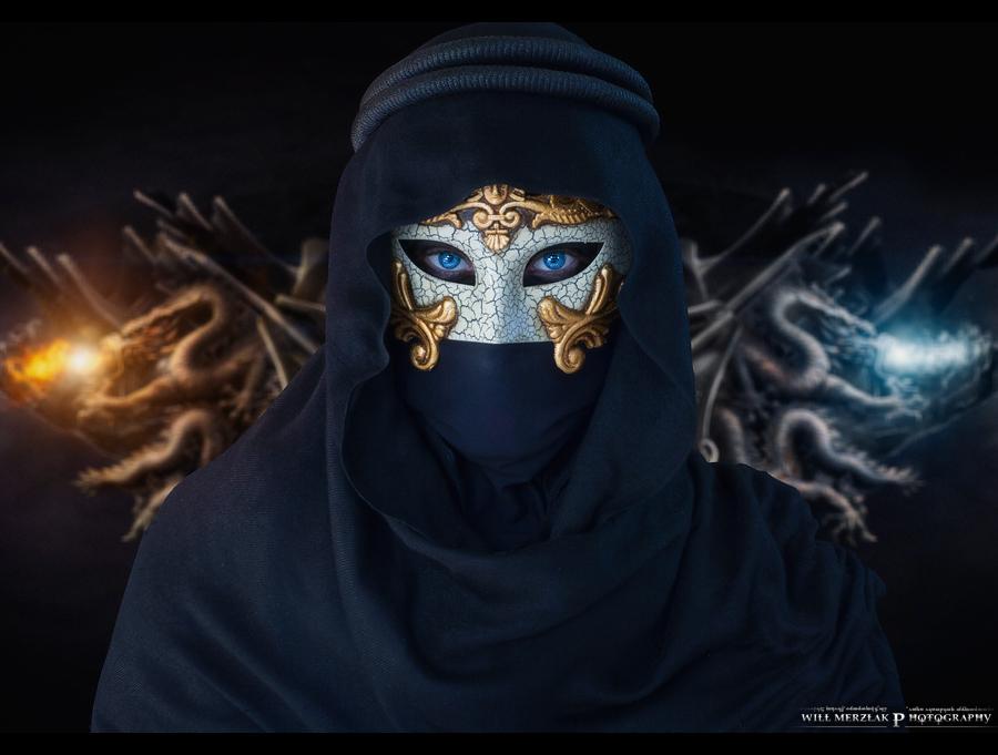 Dragon Priest by MRBee30