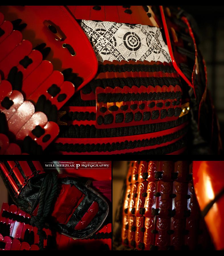 Samurai Armor by MRBee30