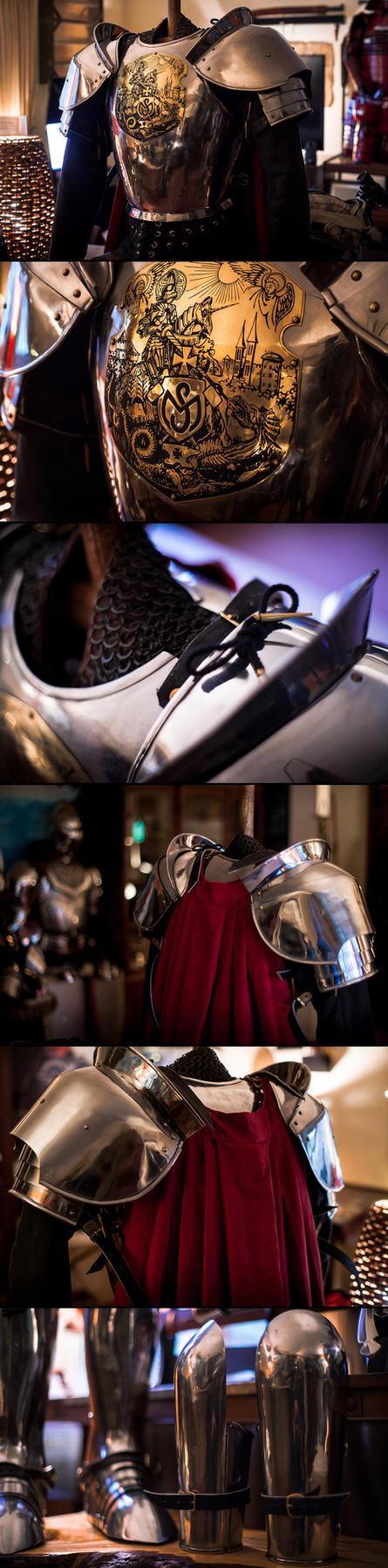 New Custom Armor by MRBee30