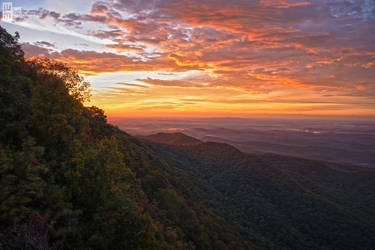 Caesars Head Sunrise