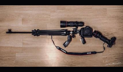 Canon Assault Rifle