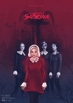 Sabrina Poster: The Witches Are Coming