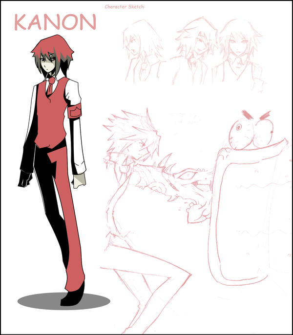 NT: KANON by Oh-FeelDumb