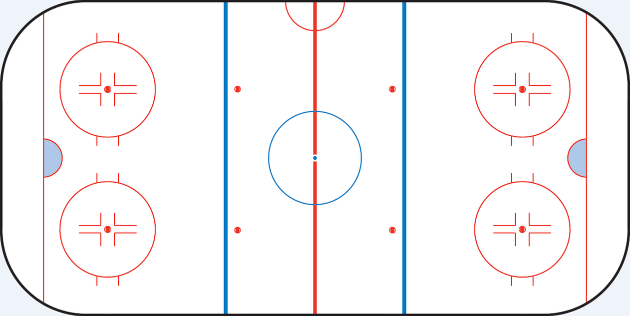 Hockey Ice Rink for NHL Teams by Topherlee2 on DeviantArt