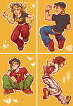 young justice: by cassie sandsmark