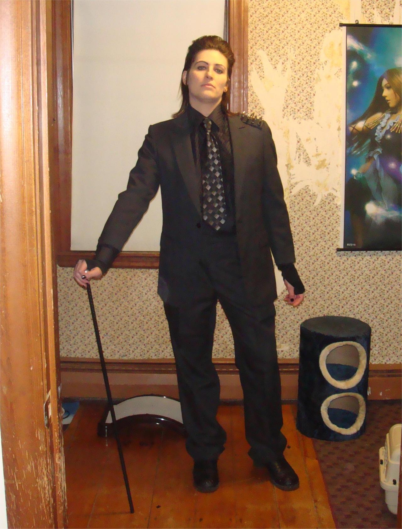 Adam Lambert in Drag Adam Lambert Drag 1 by