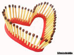 You Match Sticks by lilmisskiddo
