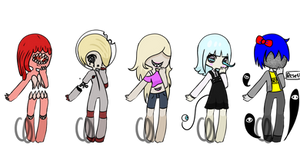 Monster Adopts (MOVED)