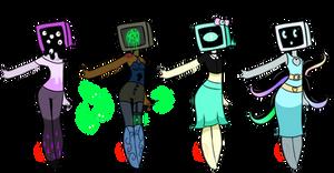 TV head adopts (CLOSED)