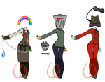 Object head adopts (CLOSED)