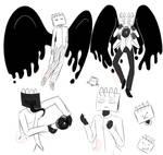 Sketch page #2! (Vichi edition) by Emptyproxy