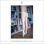 les chaussettes blanches