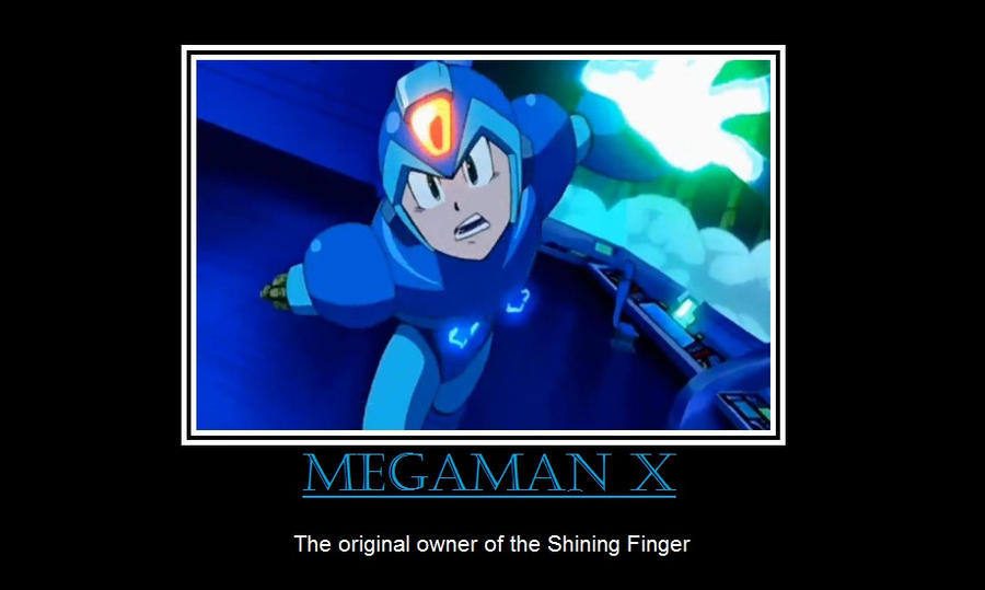 Megaman x poster by deidara clone on deviantart for Domon man 2015