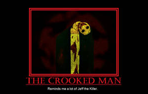 The Crooked Man Poster by Deidara-Clone