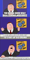 Grinds My Gears Meme|Old Drama