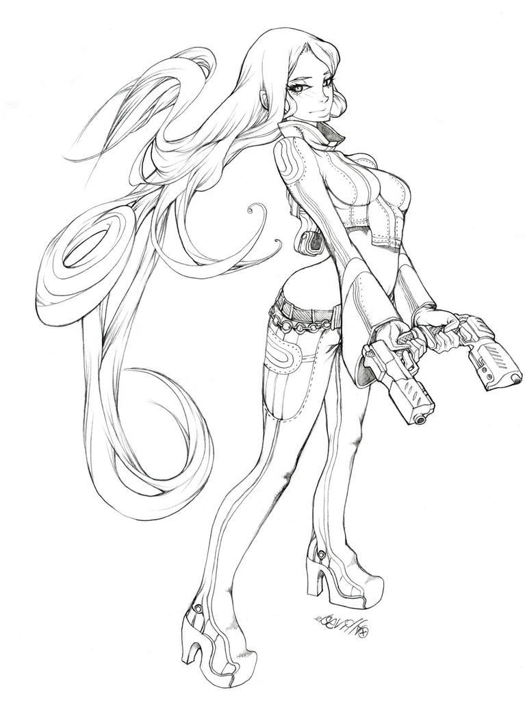 Guny girl by elsevilla