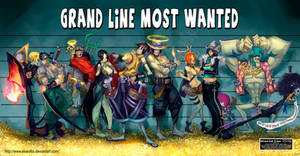 The Grand Line most wanted