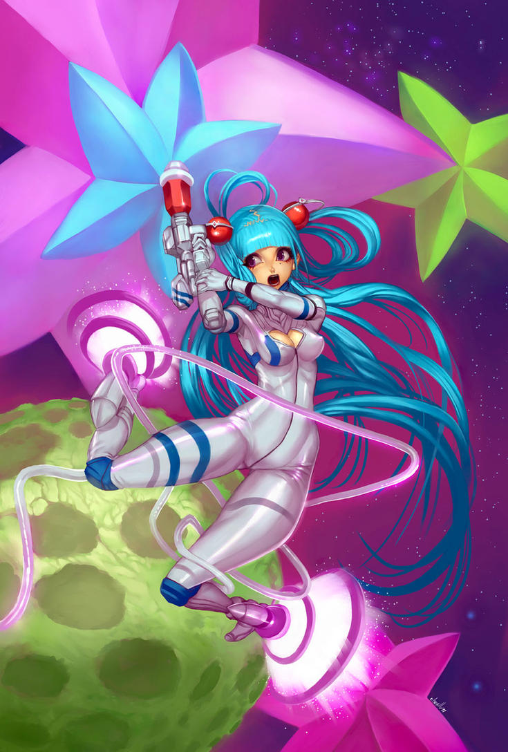 Star Hunter by elsevilla