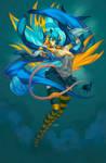 Winged Rey