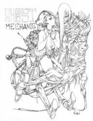 Ghost Mechanic by elsevilla