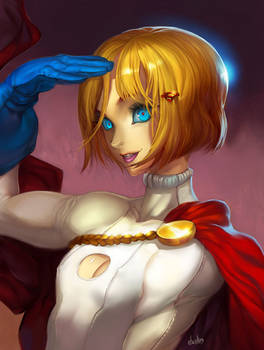 Two Dee Powergirl