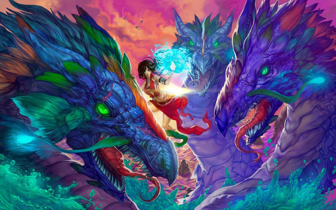 Hail Hydra by elsevilla