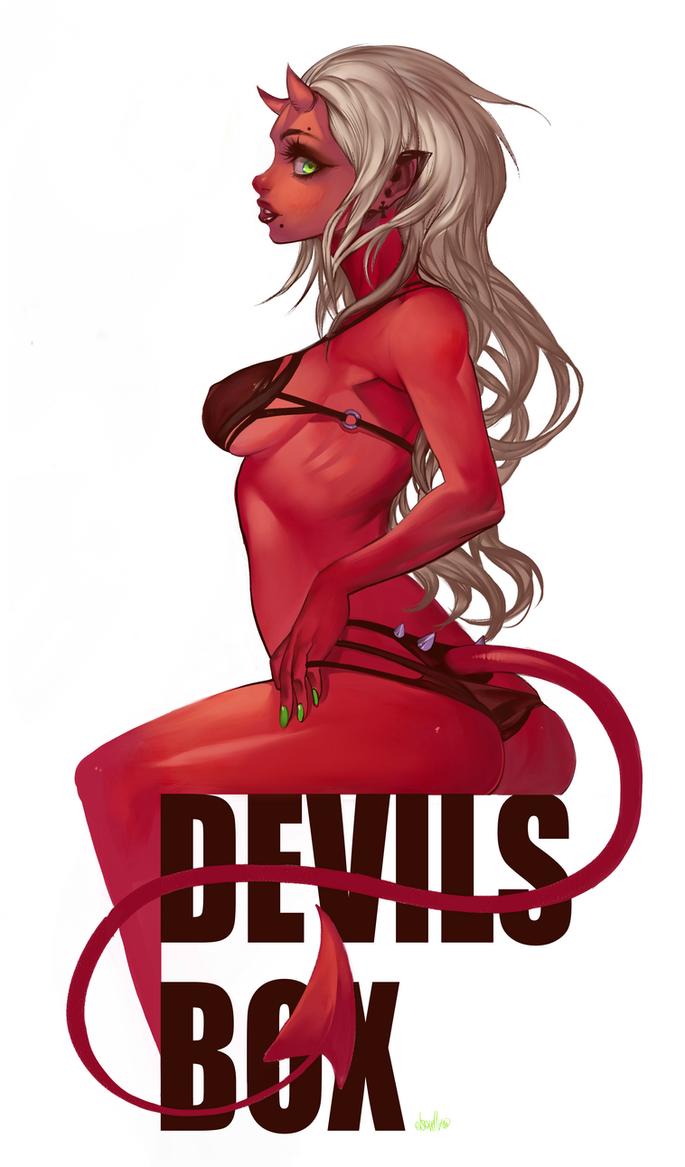 Devils Box by elsevilla