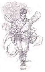 Dragon S by elsevilla