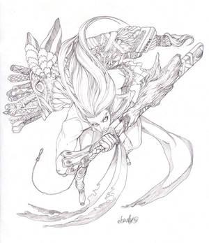 Sword collector