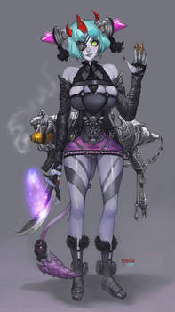 Trinity demon