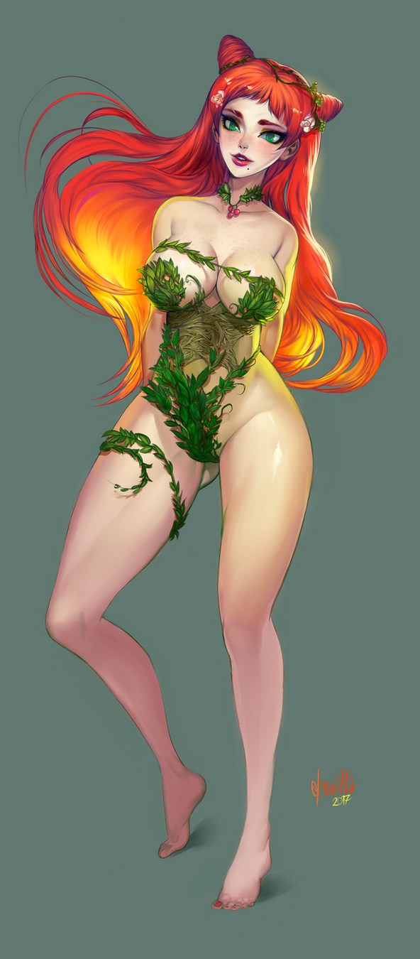 Pamela Poison Ivy by elsevilla