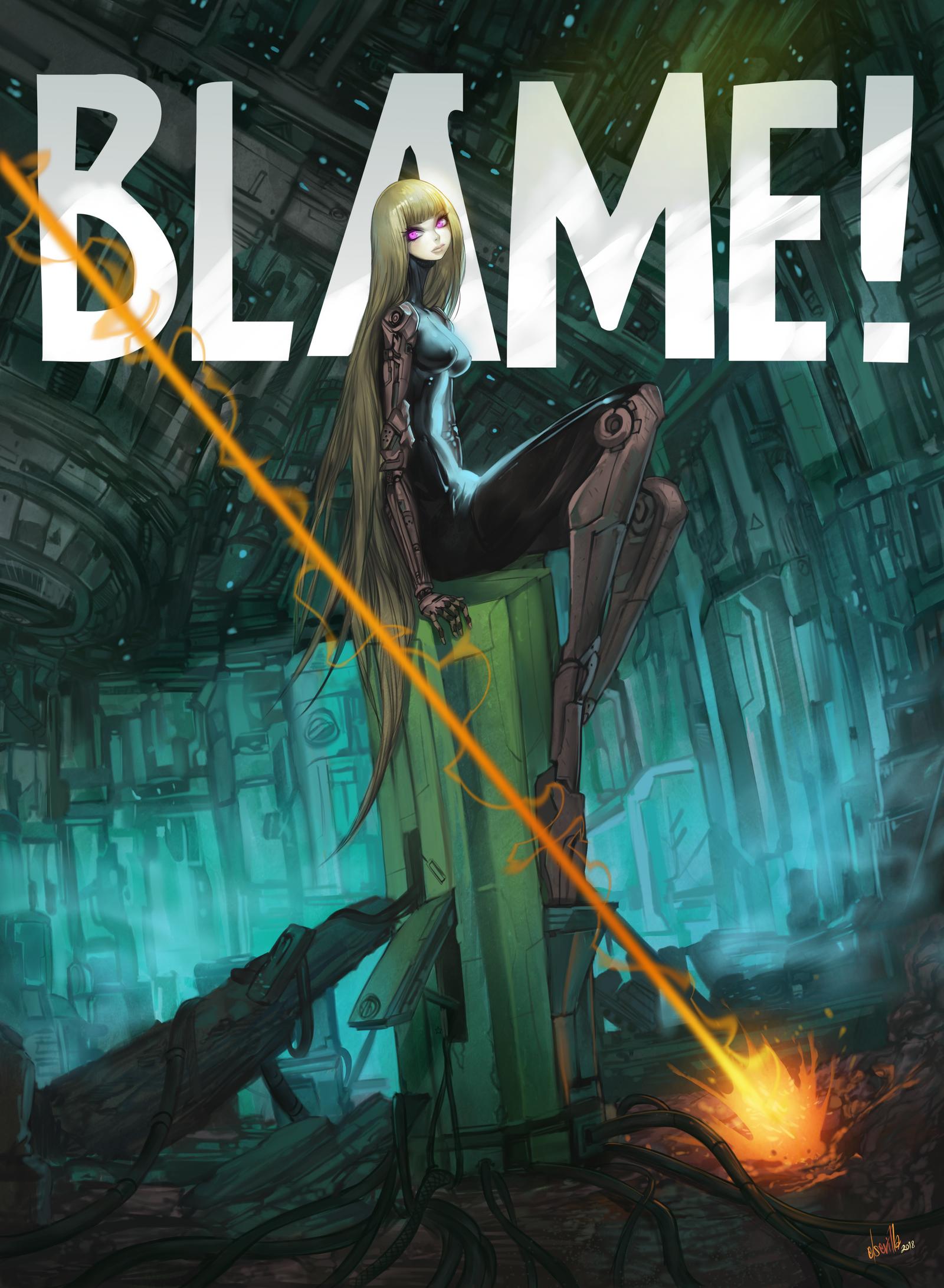 Dont Blame! Me by elsevilla