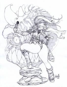 Torchgirl
