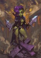 Goblin by elsevilla