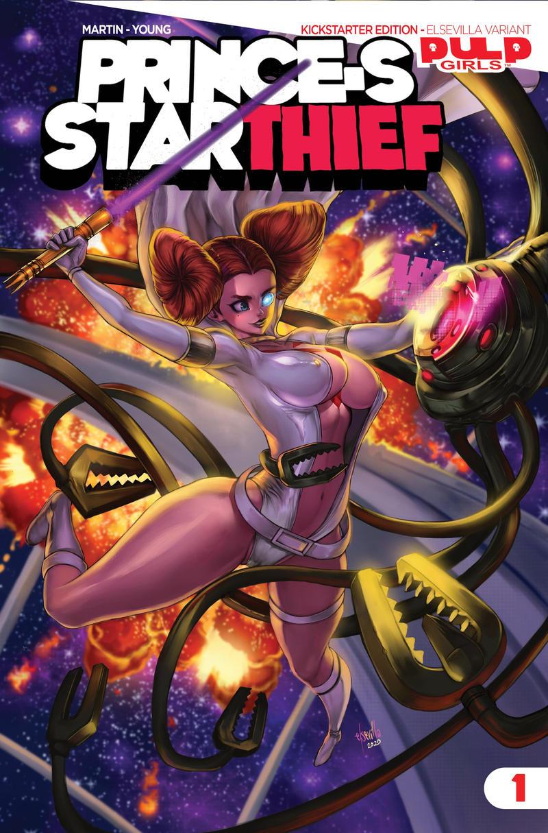 Princess Star Thief