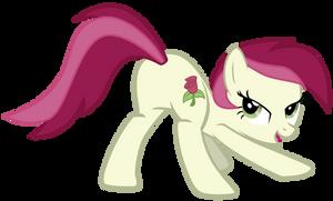 Roseluck Plot by ISkyArt