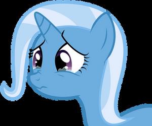 Trixie In Tears by ISkyArt