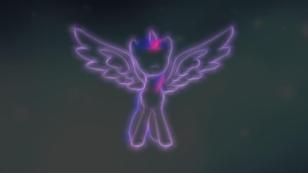 Behold, Princess Twilight Sparkle by ISkyArt