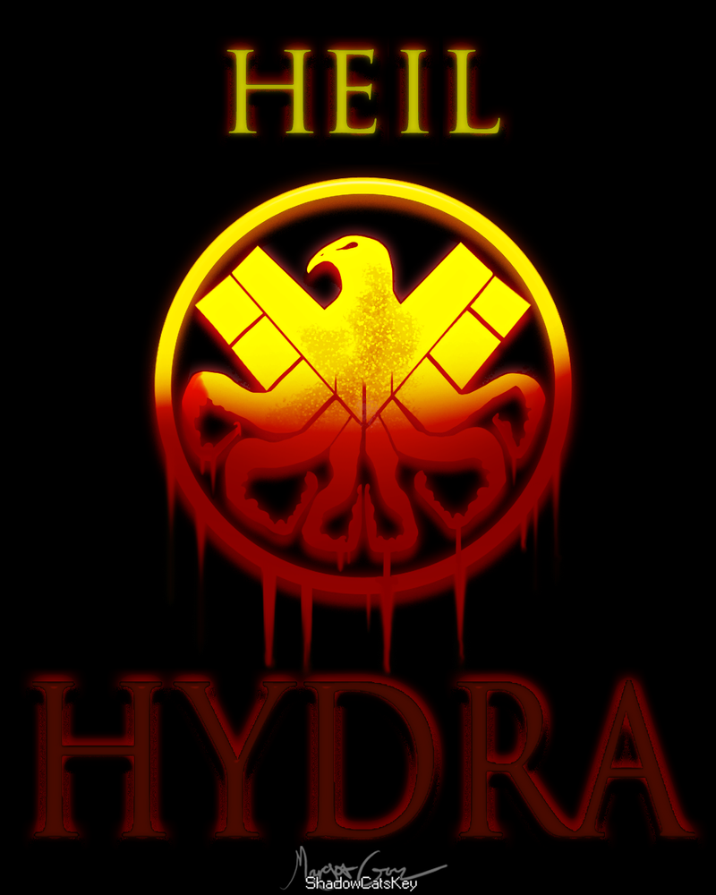 Heil Hydra By ShadowCatsKey