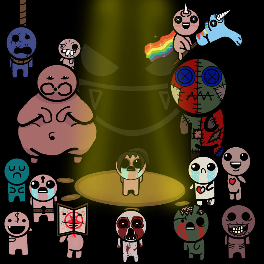 The Binding Of Isaac Dlc Wrath Of The Lamb : Pacuning