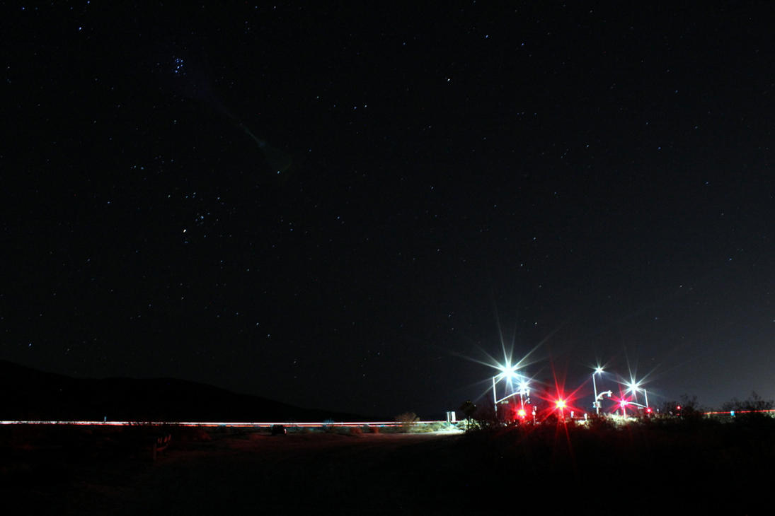 Midnight Rush by oa101