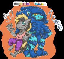 Sly and Azarius