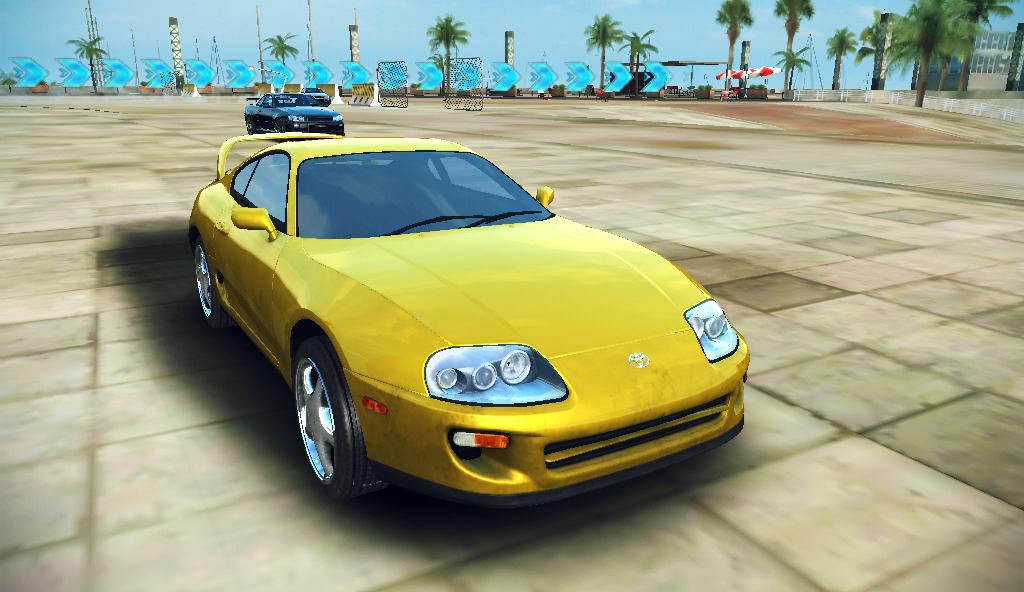 Supra And Skyline R34 by GamePonySly