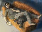 Roommates : the Dresden Files