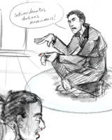 DF: Harry being a jerk by melody-lu