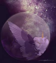 [Art Trade] Athena by silverrosesHL